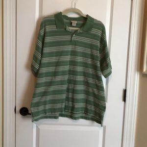 LL Bean Polo Shirt XL